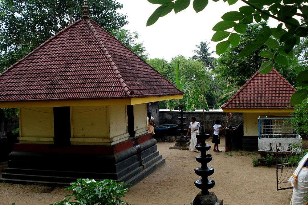 Vilwadrinatha Temple