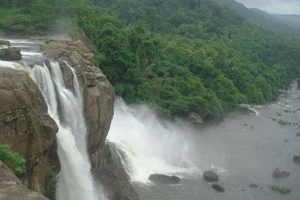Vazhachal Falls