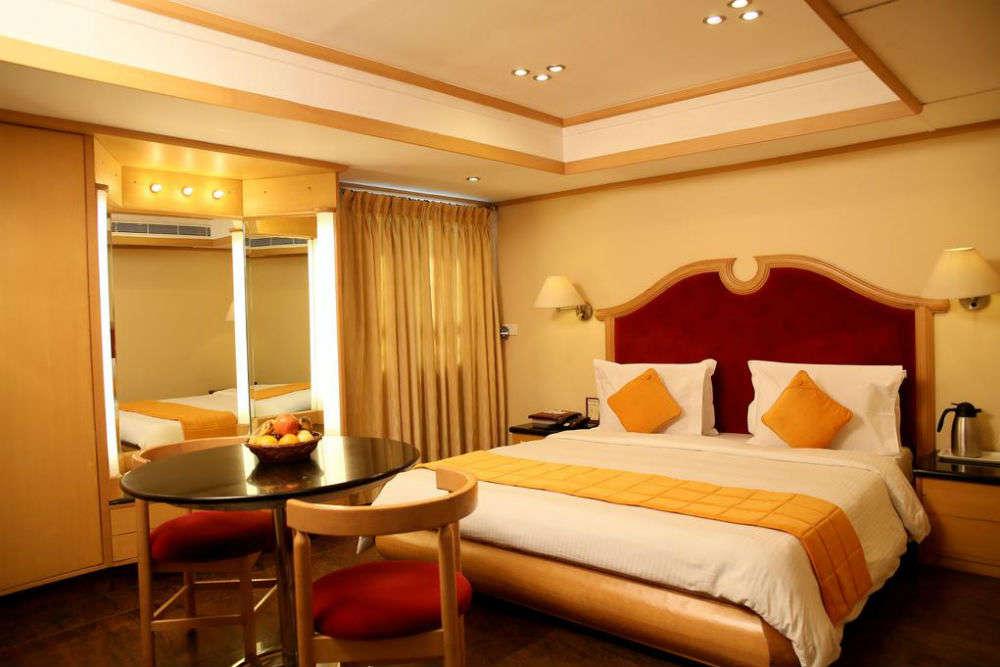Choosing from hotels in Madurai