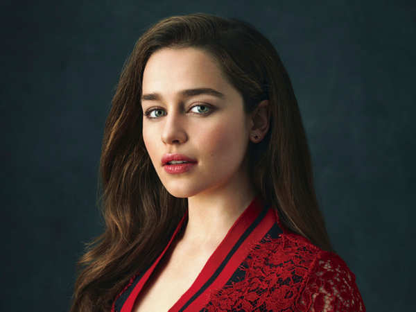 Emilia Clarke: Being a woman in Hollywood is like dealing with racism |  English Movie News - Times of India