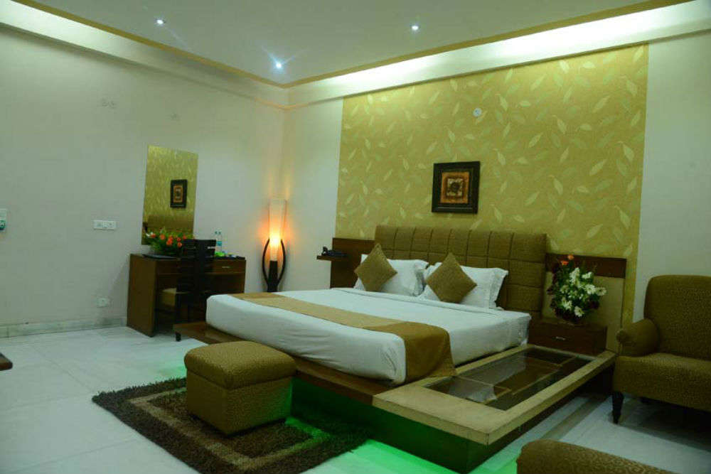 Hotel Buddha Heritage Patna
