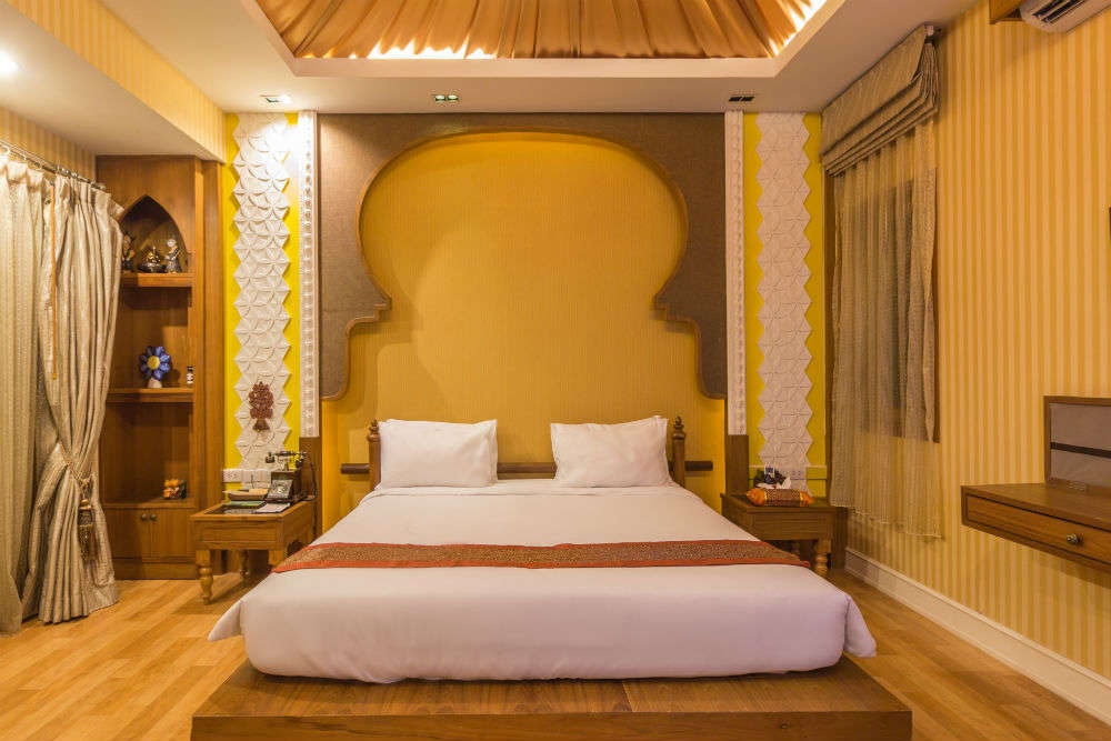 Hotels in Alibaug for a beach vacation