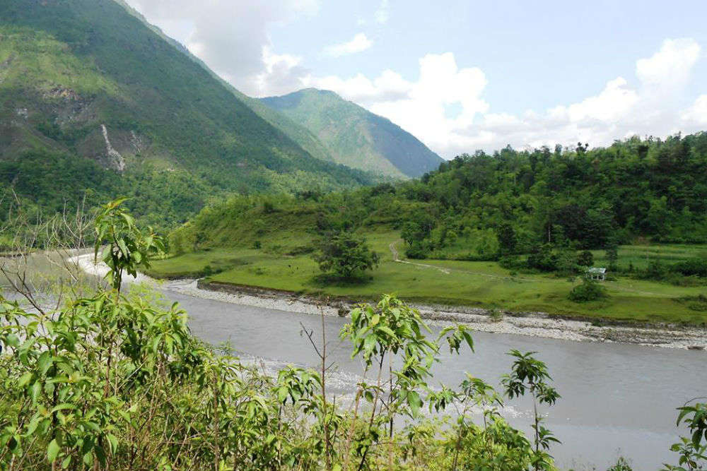 River Kali