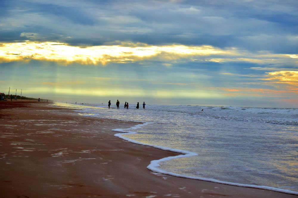 Top beaches in Andhra Pradesh that offer magical escapes into nature