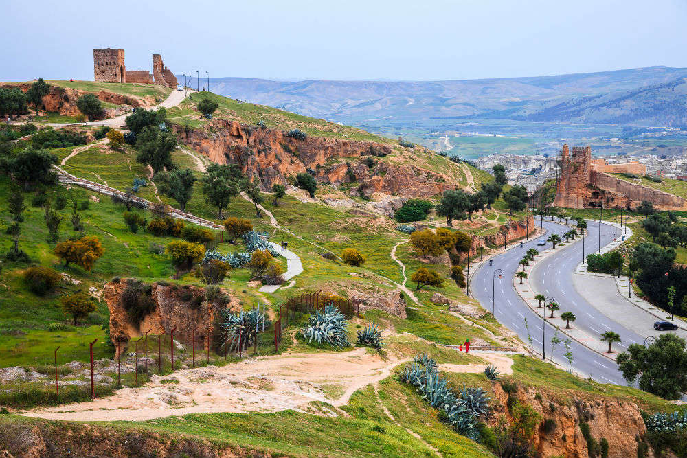 Places to visit in Fez