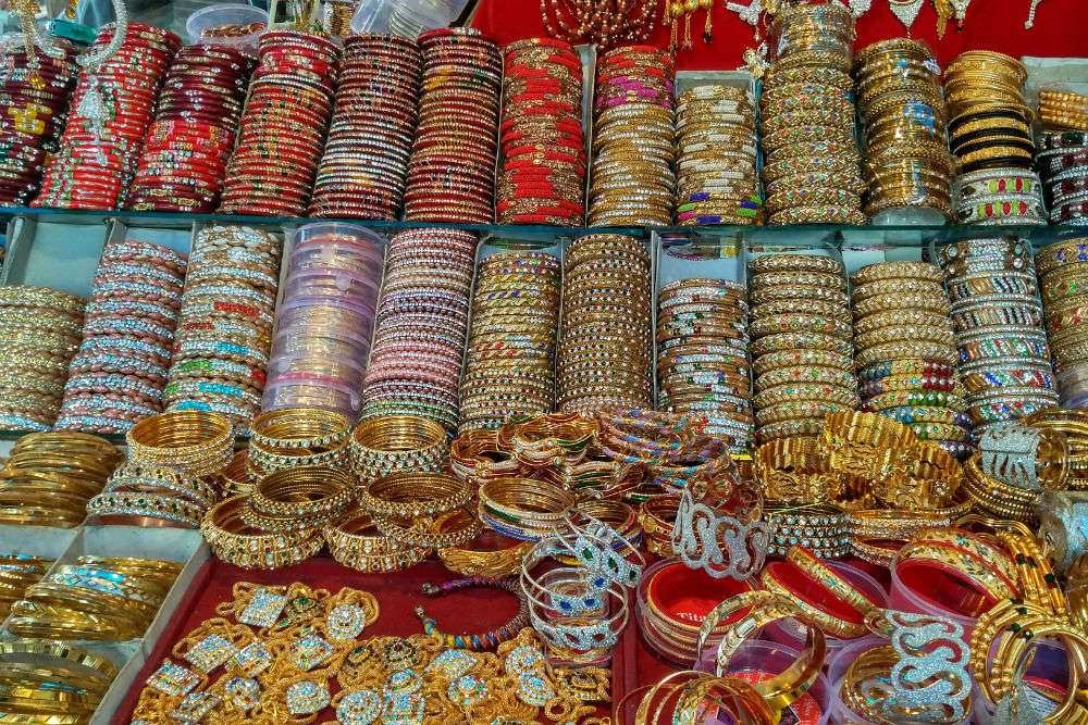 Shopping in Madurai for lovely sarees, handicrafts and more