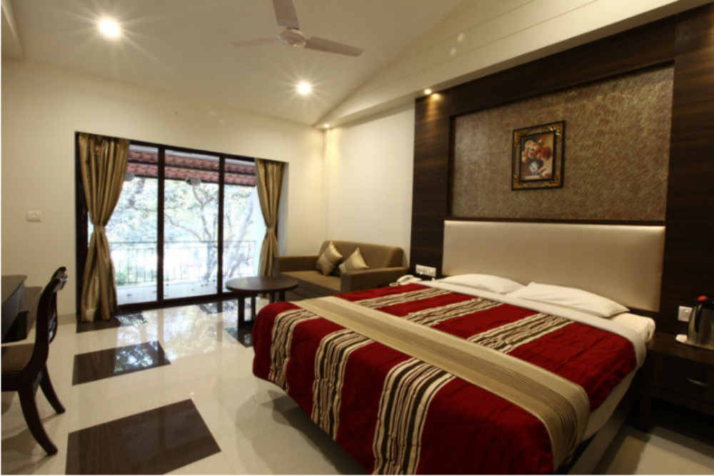 Resorts in Matheran for a great family vacation