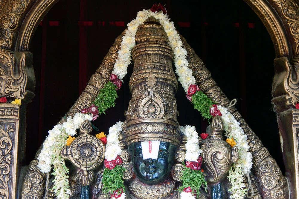 Sri Balaji Karthikeyan Temple