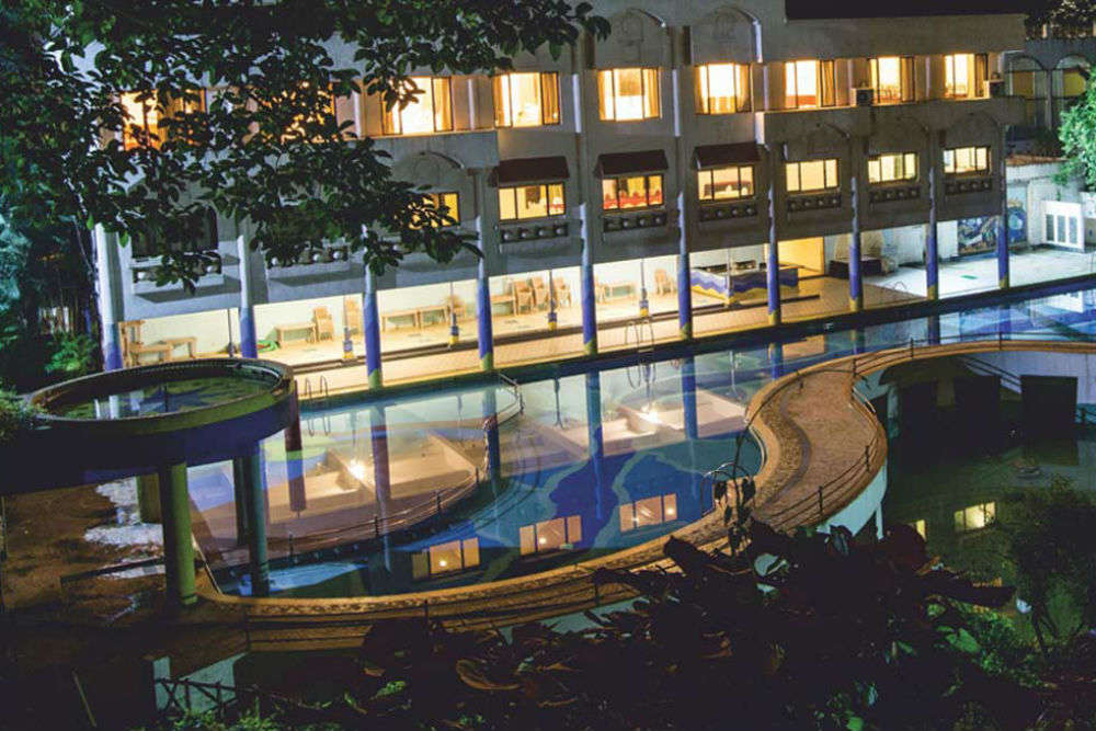 Rivergate Resort