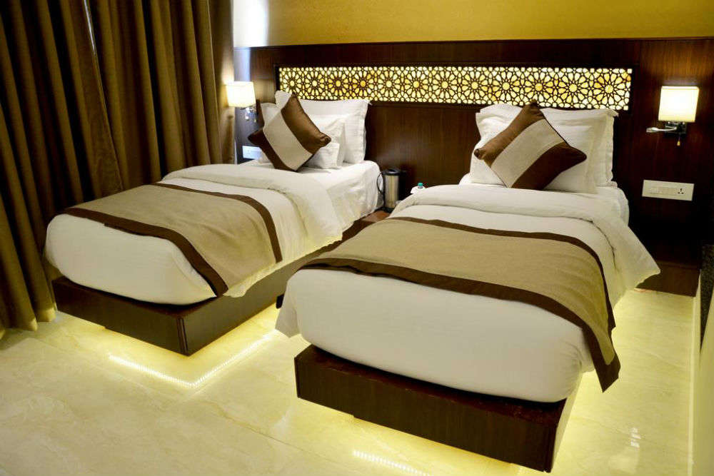 Hotels in Kota offering a comfortable stay