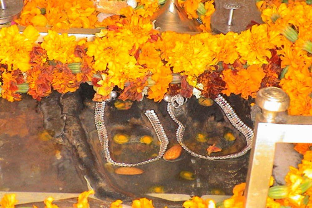 Sri Mata Vaishno Devi Shrine
