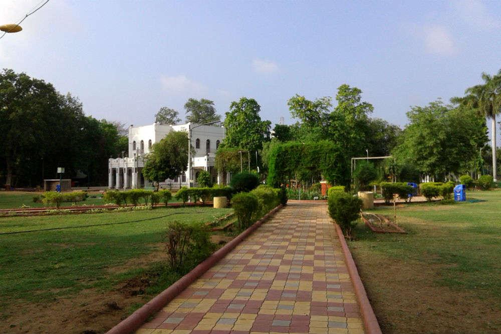 Sayaji Gardens