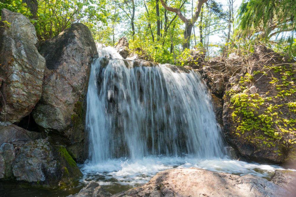 Hathni Mata Waterfalls
