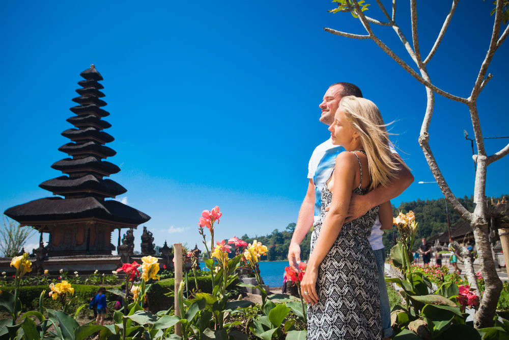 What makes Bali an affordable yet amazing honeymoon destination!