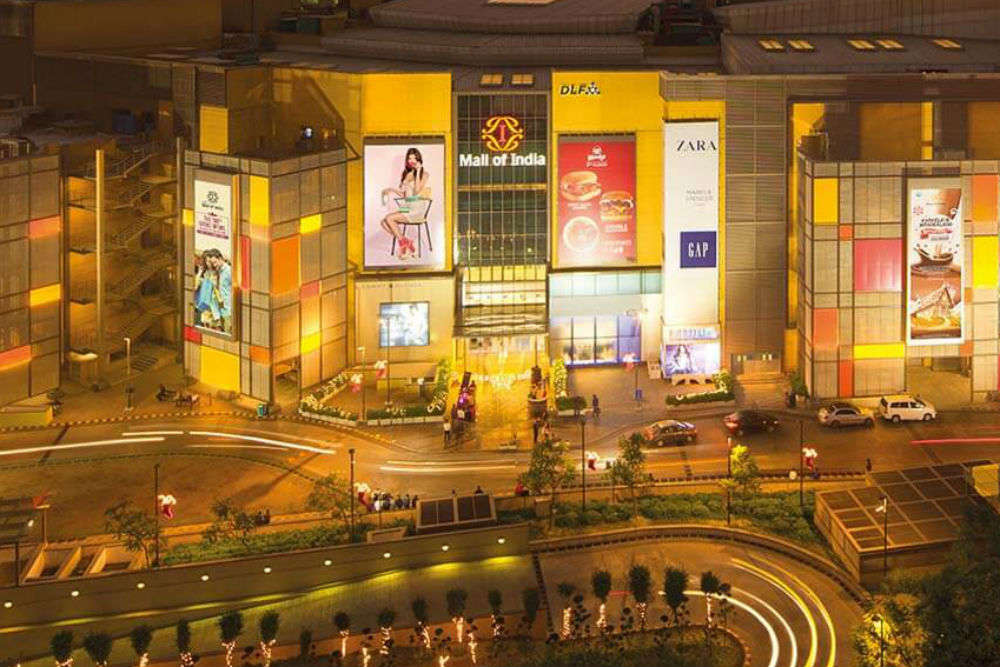 DLF – The Mall of India