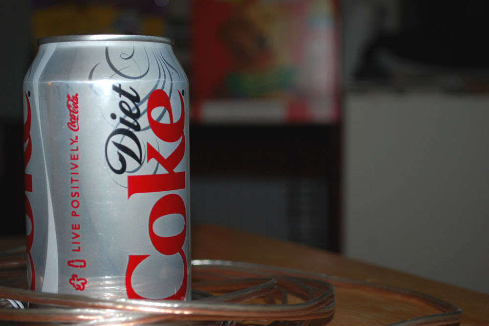 When flying, don't order Diet Coke—find out why!
