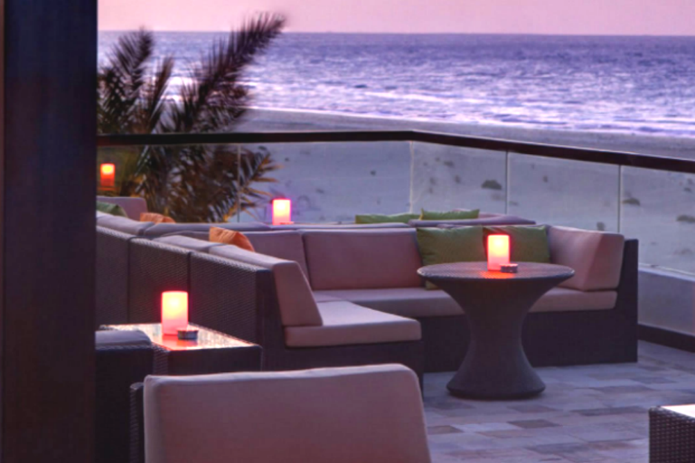 Beach House Rooftop