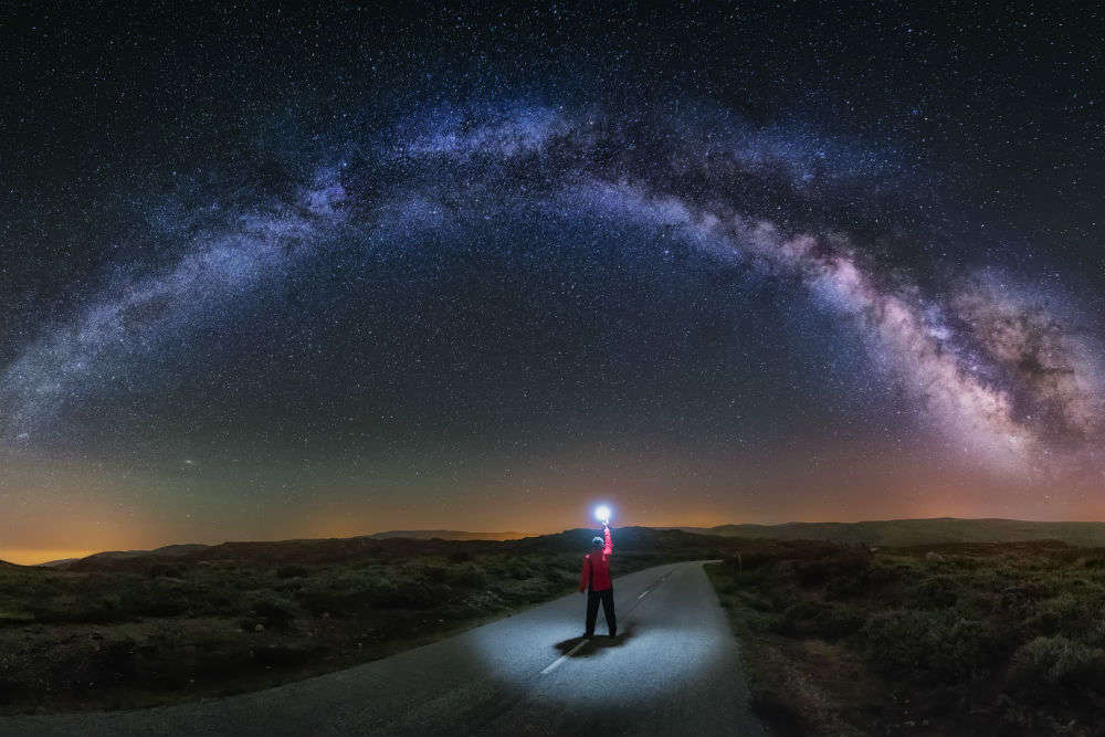 Live your Interstellar dreams, go stargazing in India at these spots!