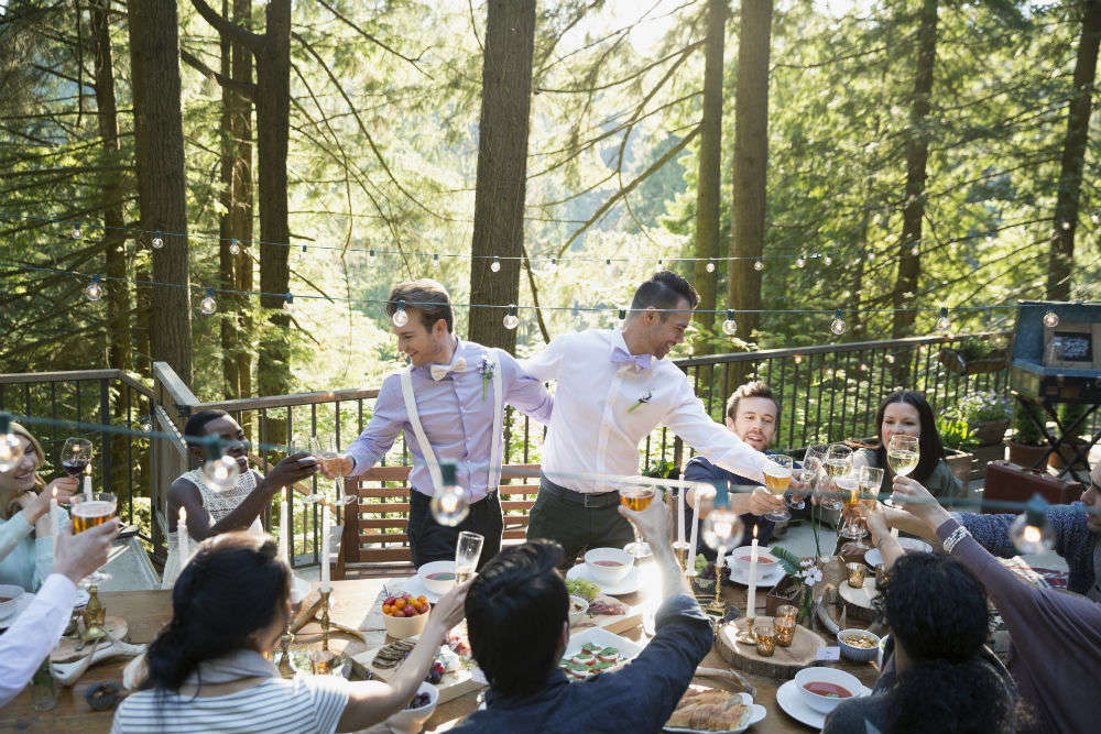Top five LGBTQ wedding destinations on the planet