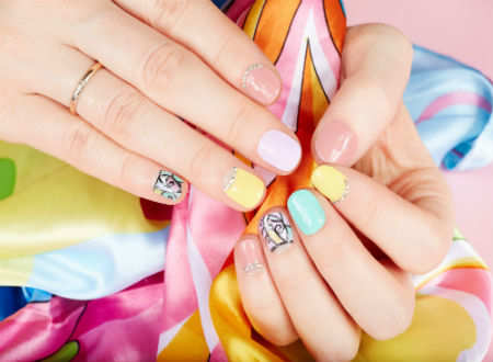 Super Cool Nail Art Ideas For Short Nails Times Of India