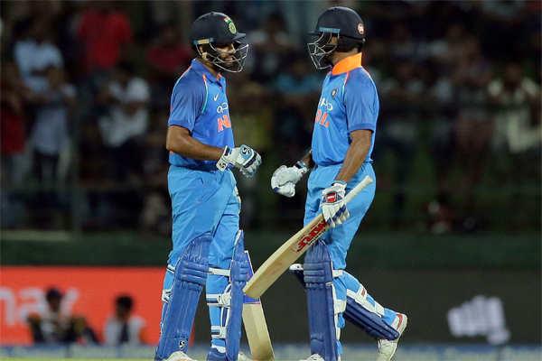 India vs Sri Lanka 2017: Cricket Score, Ball by Ball