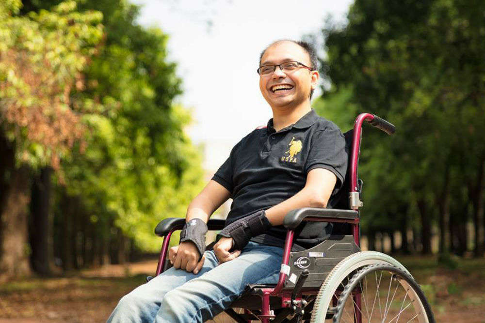 This is how differently-abled people are travelling in 2017