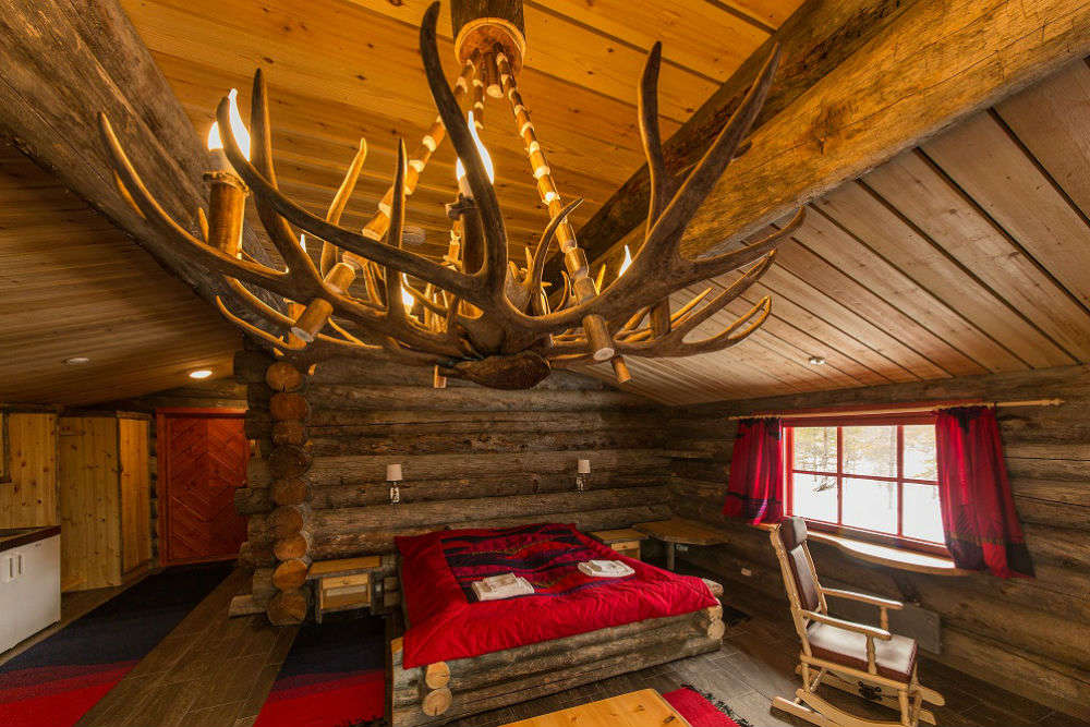 Five unreal hotel rooms around the world