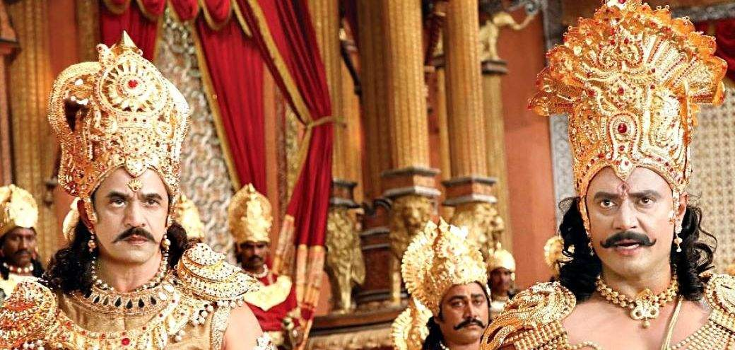 Image result for kurukshetra movie kannada