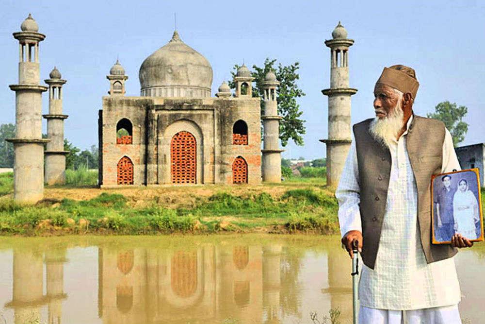 A postmaster's Taj Mahal