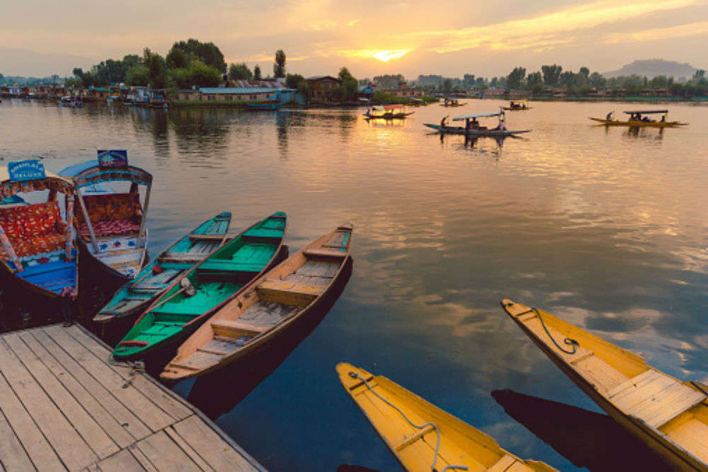 Honeymoon in Kashmir for the romantic at heart
