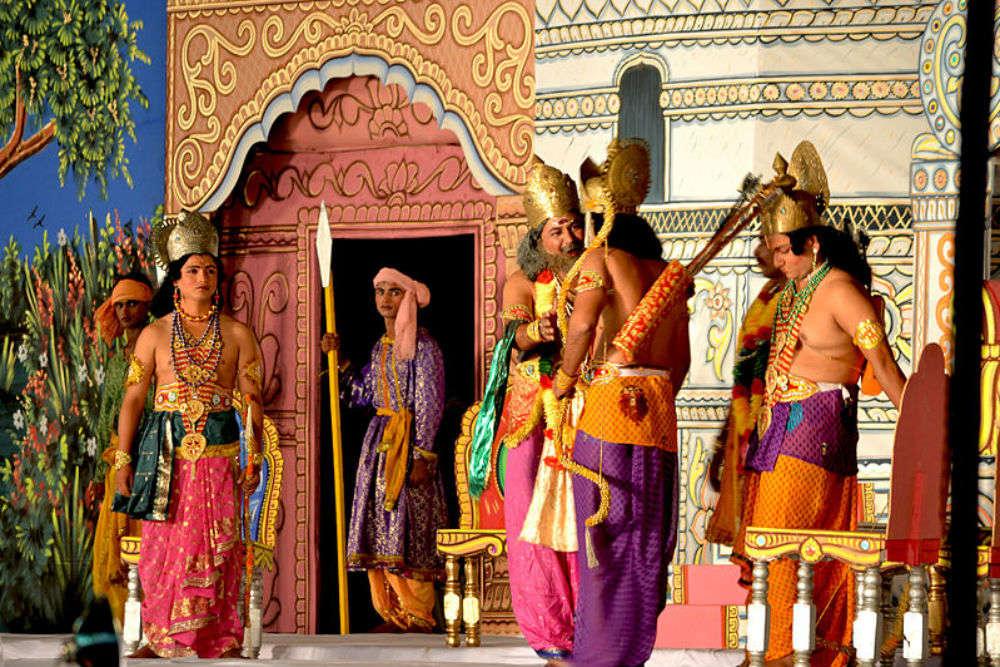 Dussehra special: best places to witness Ram Leela in Delhi