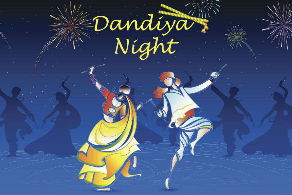 Places in Delhi for Dandiya Night 2017