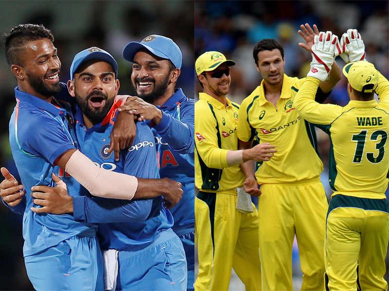 India Vs Australia India Beat Australia By 50 Runs