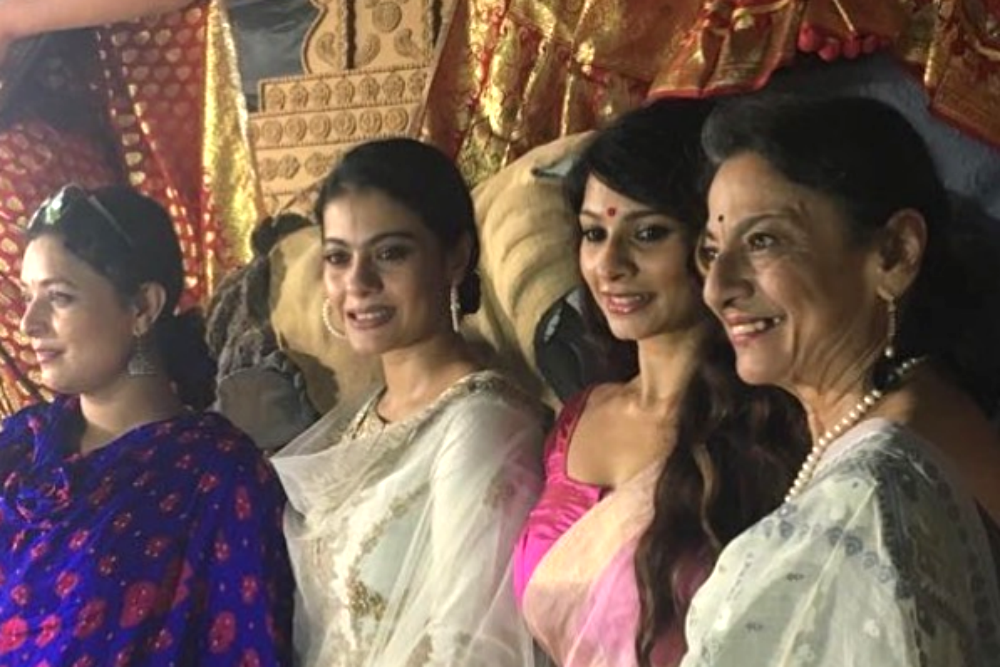 Durga Puja pandals in Mumbai where you might spot Bollywood celebrities