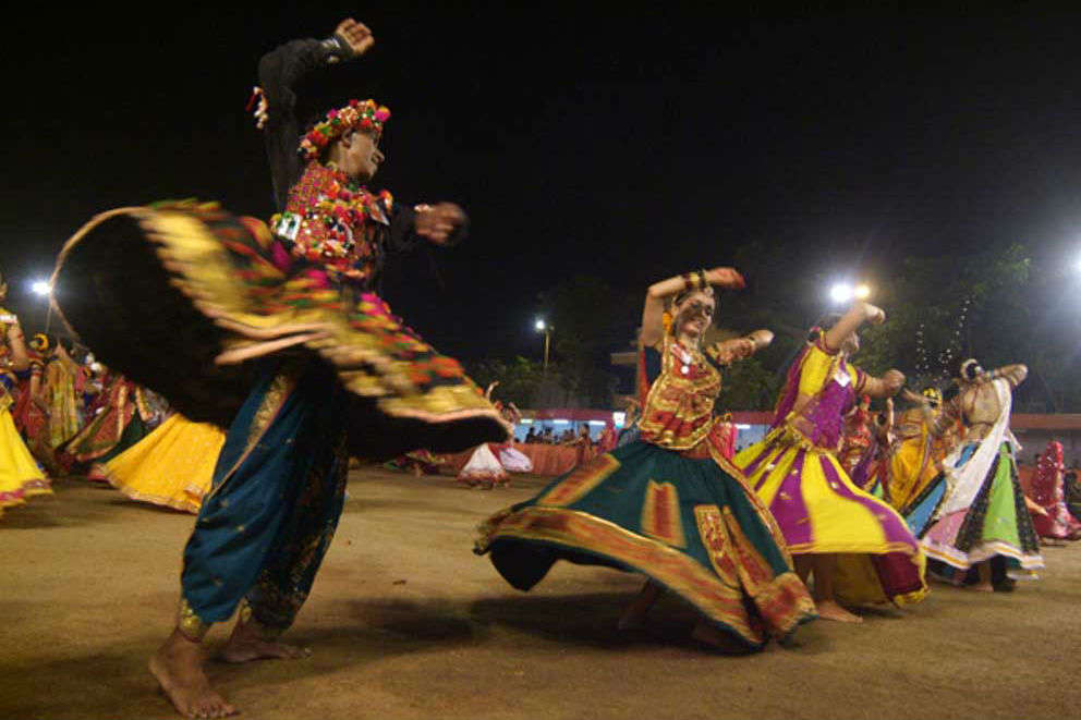 Places in Gujarat for Navratri and all that jazz!
