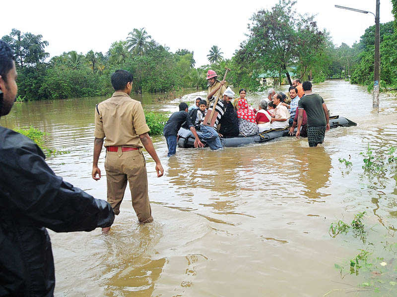 kerala natural disasters: How prepared is Kerala to face
