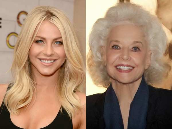 Julianne Hough To Play Fitness Pioneer Betty Weider