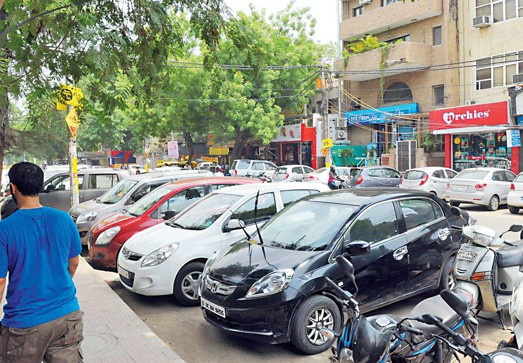 Parking India