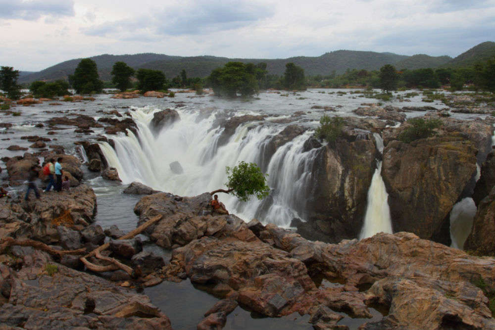 The most amazing waterfalls near Bengaluru