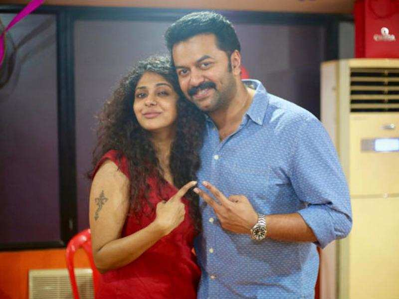 Poornima Indrajith And Are Holidaying In Ooty