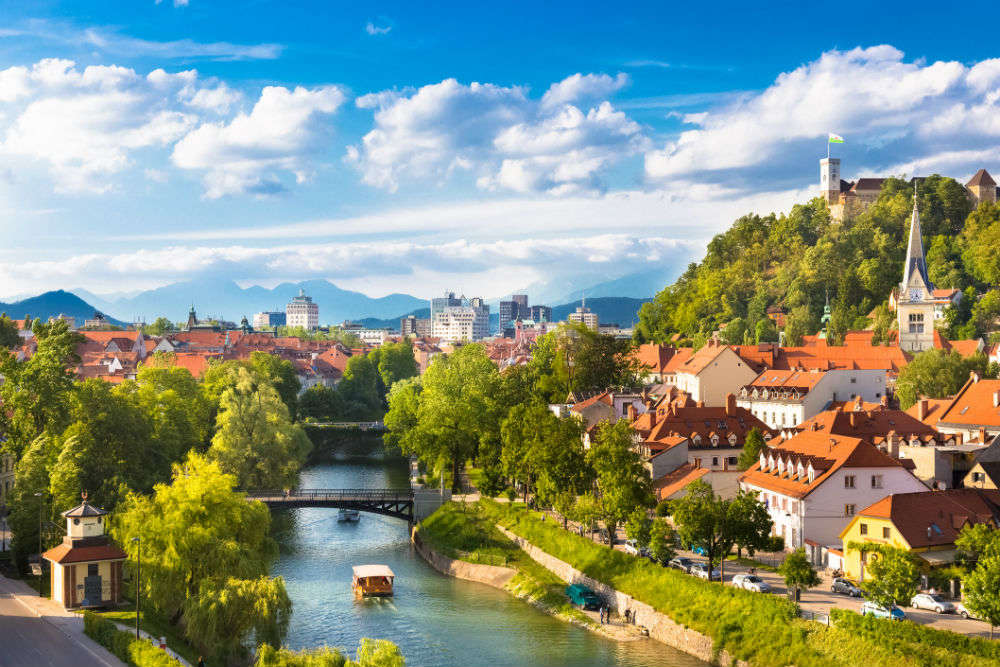 Enchanting Slovenia of obscure wonders