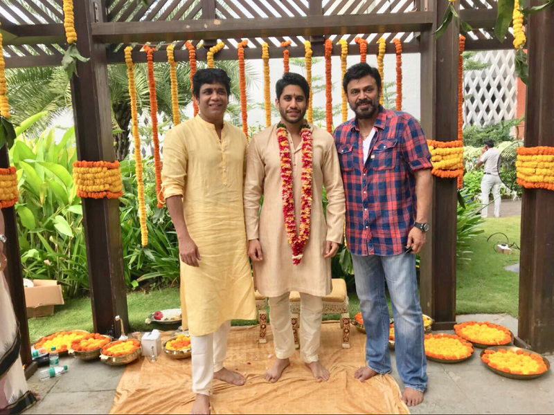 Samantha Wedding Photos Naga Chaitanya Marriage First Pics Our Boy Is Now A Bridegroom