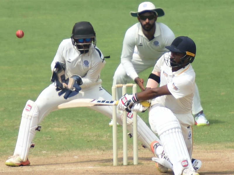 ranji trophy tamil nadu slow and steady in second essay cricket  ranji trophy tamil nadu slow and steady in second essay cricket news times of