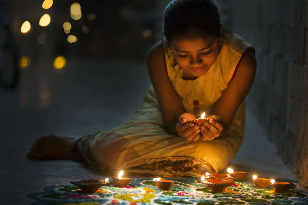 8 glorious images of Diwali festival capturing its essence