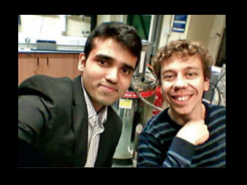 At 21, Lucknow Boy Co-Authors Paper With Oxford Scientist - Featured Graphene People