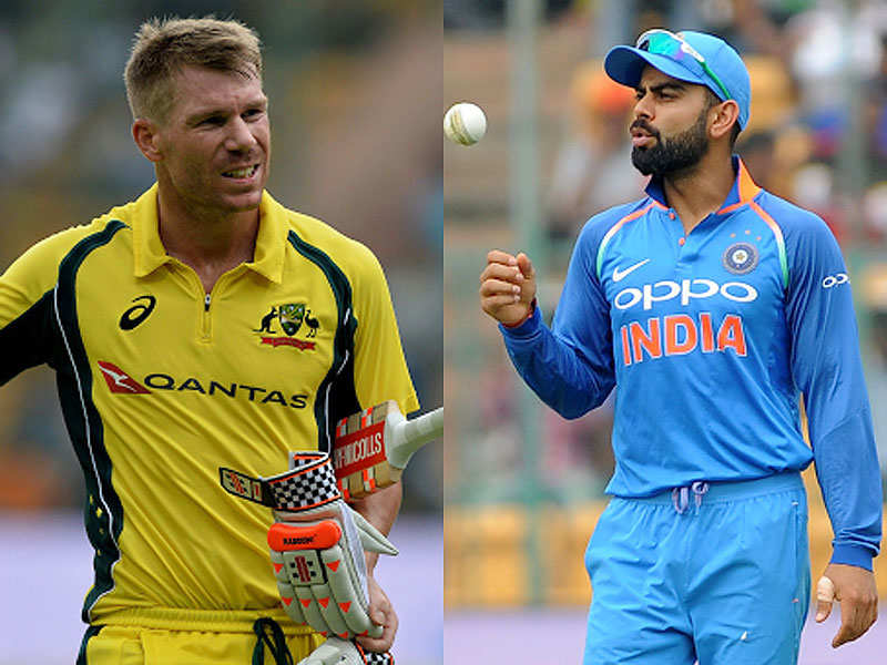 India Vs Australia Australia Beat India By 8 Wickets