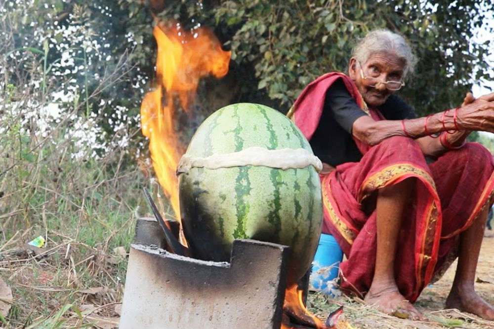 This 106-year-old Indian granny will give you delicious reasons to visit Andhra Pradesh!