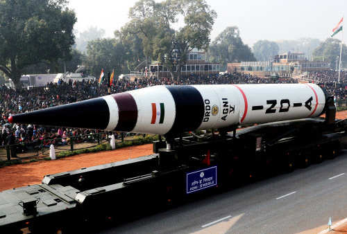 indias nuclear weapons