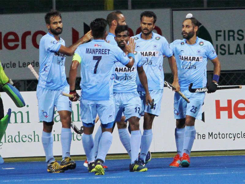 Asia Hockey Cup 2017 India Vs Pakistan Hockey India