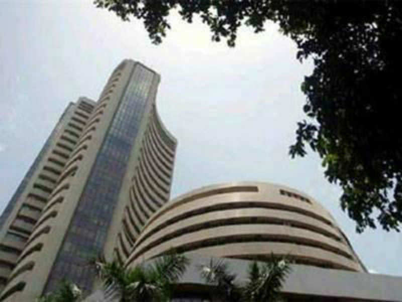 Markets close on a high as Sensex gains 200 points